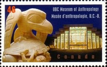 [The 50th Anniversary of University of British Columbia Museum of Anthropology, Typ BKY]