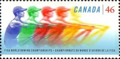 [The 23rd World Rowing Championships, St. Catharines, Typ BMH]