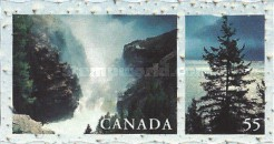 [Canadian Rivers and Lakes - Self-Adhesive, Typ BRD]