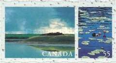 [Canadian Rivers and Lakes - Self-Adhesive, Typ BRE]