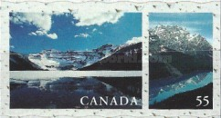[Canadian Rivers and Lakes - Self-Adhesive, Typ BRF]