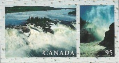 [Canadian Rivers and Lakes - Self-Adhesive, Typ BRJ]