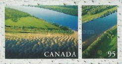 [Canadian Rivers and Lakes - Self-Adhesive, Typ BRK]