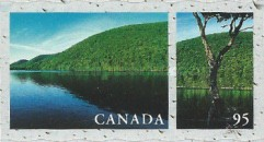 [Canadian Rivers and Lakes - Self-Adhesive, Typ BRM]