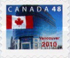 [Winter Olympic Games - Vancouver 2010, Canada - Overprinted