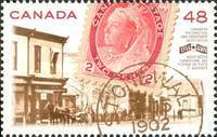 [The 100th Anniversary of the Canadian Postmasters and Assistants Association, Typ CBS]