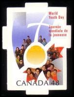 [World Youth Day - Self-Adhesive, Typ CBT]