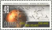 [Toronto Stock Exchange 1852-2002, Typ CCF]