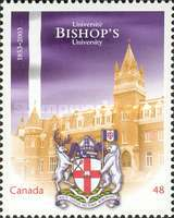 [The 150th Anniversary of Bishop's University, Typ CCU]