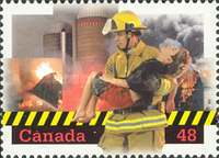 [Canada's Volunteer Firefighters, Typ CDD]