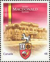 [The 100th Anniversary of the Macdonald Institute, Typ CDQ]