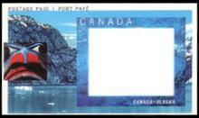 [Canada-Alaska Picture Postage - Self-Adhesive, Typ CDR]