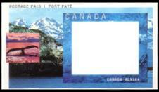 [Canada-Alaska Picture Postage - Self-Adhesive, Typ CDS]