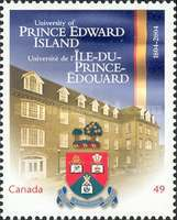 [The 200th Anniversary of the University of Prince Edward Island, Typ CFW]