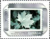 [Picture Postage - Maple leaf - Self-Adhesive, Typ CGO]