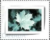 [Picture Postage - Maple leaf - Self-Adhesive, Typ CGP]