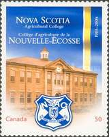 [The 100th Anniversary of the Nova Scotia Agricultural College, Typ CHT]