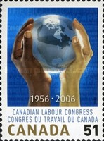[The 150th Anniversary of Canadian Labour Congress, Typ CKK]