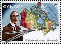 [The 100th Anniversary of the James White Atlas of Canada, Typ CLA]
