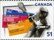 [World Lacrosse Championships - Self-Adhesive, Typ CLB]