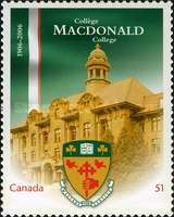 [The 100th Anniversary of the Macdonald College, Typ CLM]