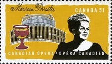 [Opera Houses and Singers, Typ CLX]