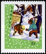 [Christmas Cards - Self Adhesive, Typ CMB]