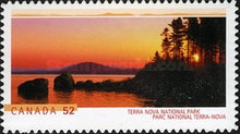 [The 50th Anniversary of Terra-Nova National Park, Typ CNW]
