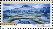 [The 100th Anniversdary of the Jasper National Park, Typ CNX]