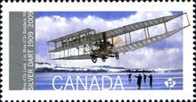 [The 100th Anniversary of the First Flight in Canada, Typ CRY]
