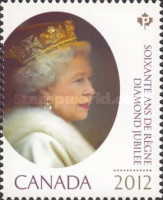 [The 60th Anniversary of the Accesion of Queen Elizabeth II, Typ CYX]