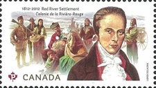 [The 200th Anniversary of the Red River Settlement, Typ CZN]