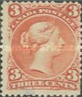 [Queen Victoria - Size: 20 x 24mm, Typ D]