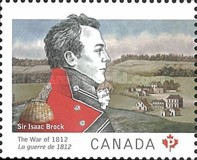 [The 200th Anniversary of the War of 1812 - Joint Issue with Guernsey, Typ DAB]