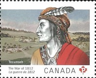 [The 200th Anniversary of the War of 1812 - Joint Issue with Guernsey, Typ DAC]