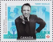 [Tommy Douglas - The Birth of Medicare, Typ DAM]