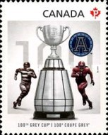 [Canadian Football - Grey Cup Winners: Toronto Argonauts, Typ DAR1]