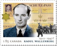 [The 100th Anniversary of the Birth of Raoul Wallenberg, 1912-?, Typ DCI]