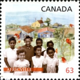 [Black History - Africville and Hogan's Alley, Typ DFC]