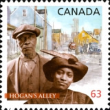 [Black History - Africville and Hogan's Alley, Typ DFD]