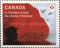 [The 100th Anniversary of the In Flanders Fields Poem, Typ DIZ]