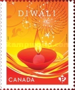 [Diwali - Joint Issue with India, type DOU]
