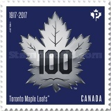 [Ice Hockey Clubs - The 100th Anniversary of the Toronto Maple Leafs, type DPM]