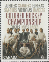 [Black History - Colored Hockey Championship, Typ DUK]