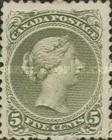 [Queen Victoria - Size: 20 x 24mm, Typ E]