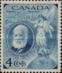[The 100th Anniversary of the Birth of Graham Bell, 1847-1922, type ED]