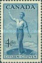 [The 80th Anniversary of the Dominion of Canada, type EE]