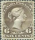 [Queen Victoria - Size: 20 x 24mm, Typ F]