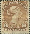 [Queen Victoria - Size: 20 x 24mm, Typ F1]