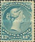 [Queen Victoria - Size: 20 x 24mm, Typ G]